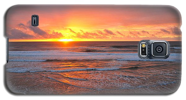 Pacific Sunset Galaxy S5 Case
