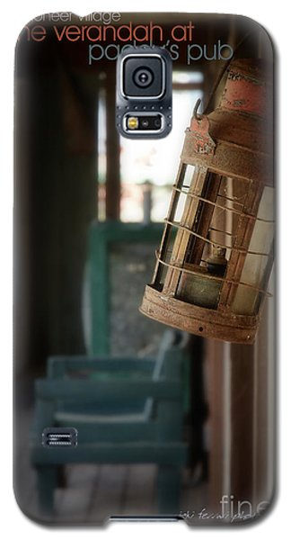Galaxy S5 Case featuring the photograph Paddy's Pub by Vicki Ferrari