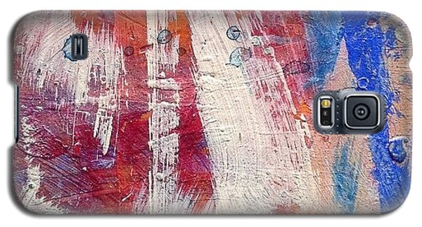 Famous Artist Galaxy S5 Case - Paint Table 5 by Nic Squirrell