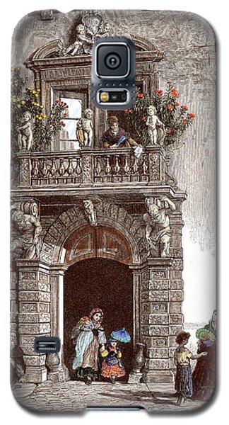 Palazzo Sardagna Trento Galaxy S5 Case