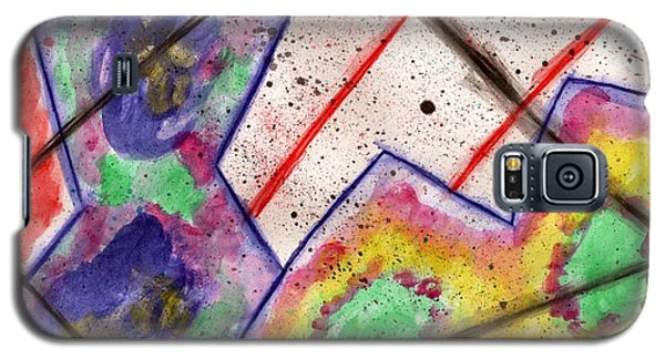 Palette Unleashed Galaxy S5 Case