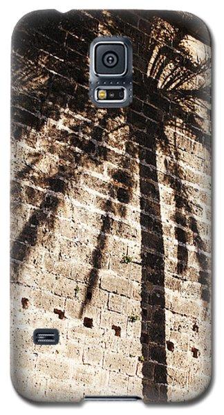 Palm Shadow Galaxy S5 Case