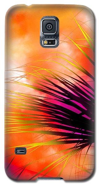 Palmetto Galaxy S5 Case by Judi Bagwell