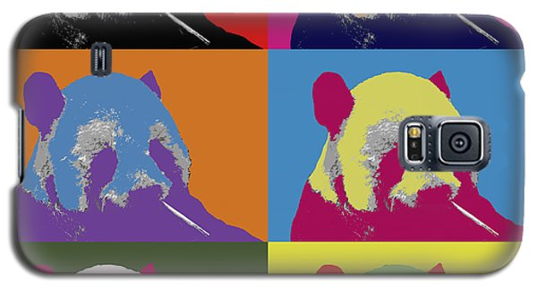 Panda Pop Art 2 Galaxy S5 Case