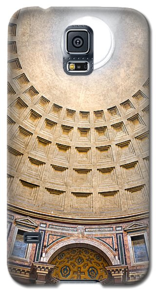 Galaxy S5 Case featuring the photograph Pantheon  by Luciano Mortula