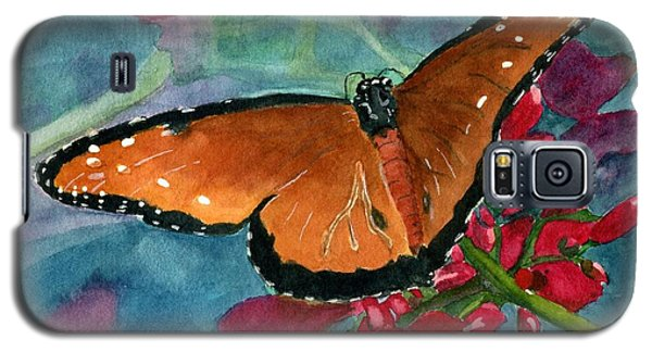Papilio Fandango  Galaxy S5 Case