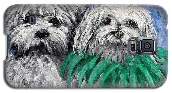 Parade Pups Galaxy S5 Case