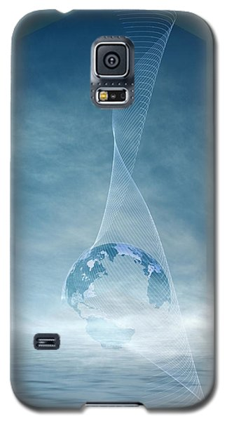 Parallel World Galaxy S5 Case