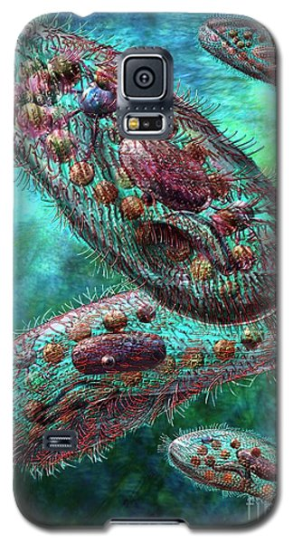 Paramecium Galaxy S5 Case