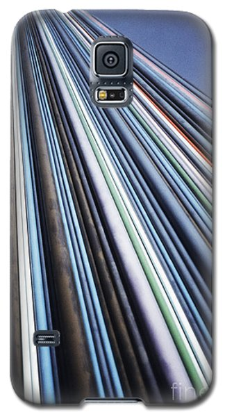 Paris La Defence Galaxy S5 Case by Agnieszka Kubica