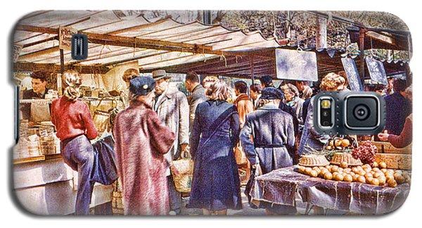 Parisian Market 1954 Galaxy S5 Case