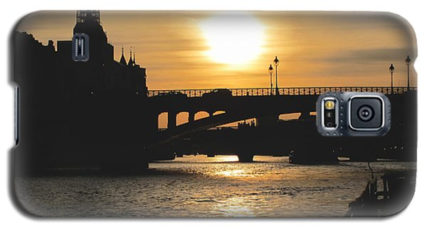 Parisian Sunset Galaxy S5 Case