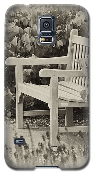 Park Bench Galaxy S5 Case