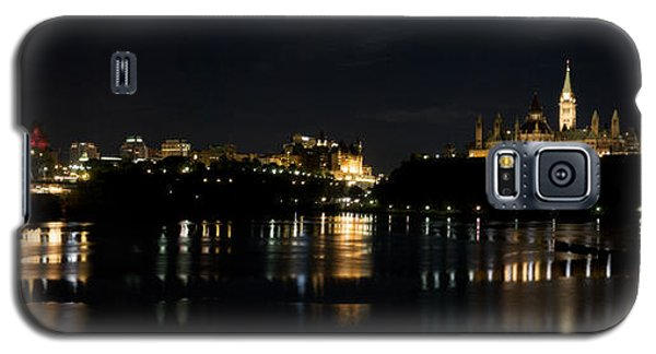 Parliament Hill Ottawa Canada Galaxy S5 Case by JM Photography