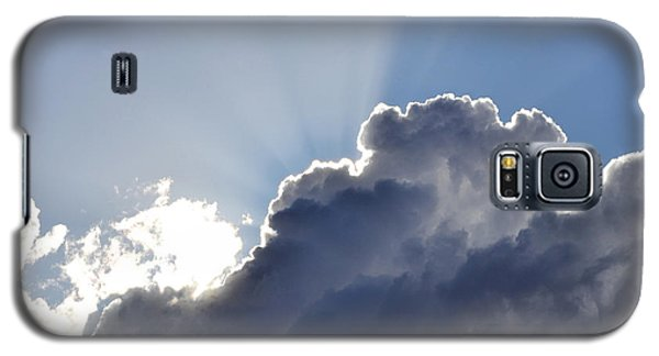 Partly Cloudy Galaxy S5 Case