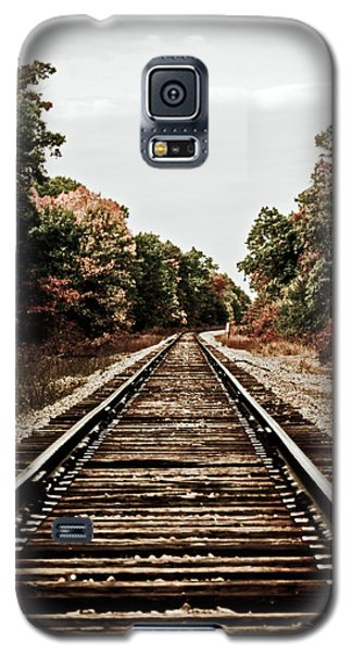 Parts Unknown Galaxy S5 Case by Randall  Cogle