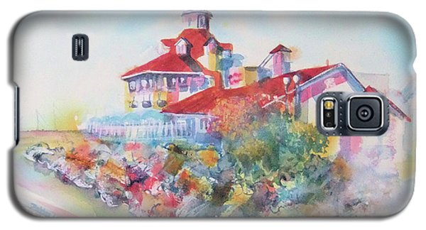 Party Time At Parker's Lighthouse Galaxy S5 Case