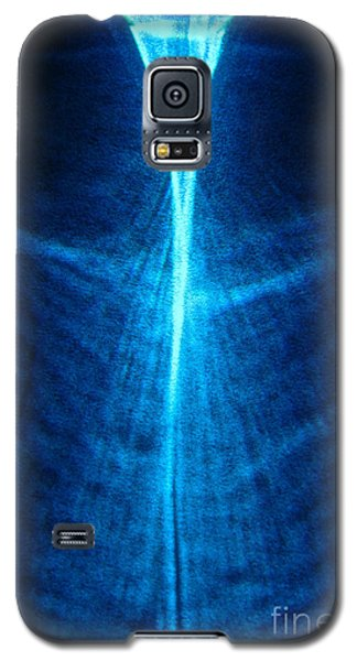 Passing Through 2 Galaxy S5 Case by CML Brown