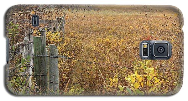 Pasture Gate Galaxy S5 Case