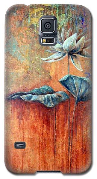 Patina Lotus Galaxy S5 Case