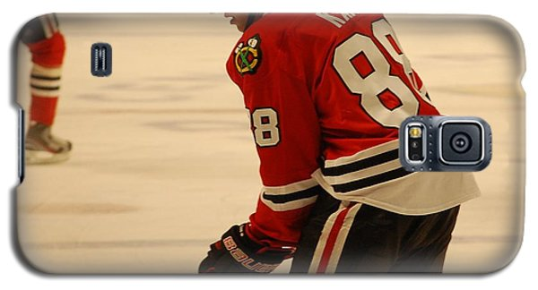 Galaxy S5 Case featuring the photograph Patrick Kane - Chicago Blackhawks by Melissa Goodrich