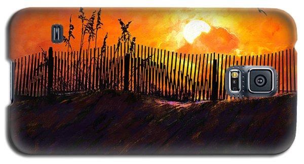 Pawleys Island Sunrise Galaxy S5 Case