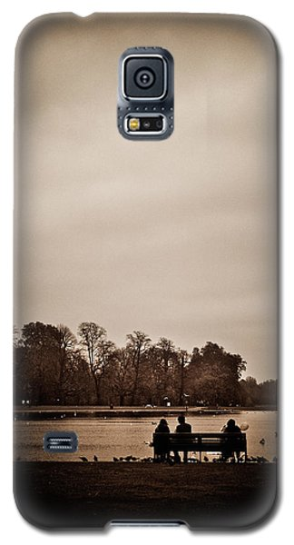 Galaxy S5 Case featuring the photograph Peace by Lenny Carter