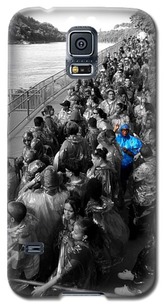 Galaxy S5 Case featuring the photograph Peace by Mark J Seefeldt