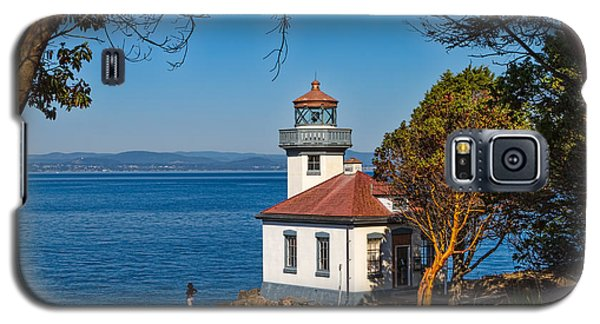 Galaxy S5 Case featuring the photograph Peaceful Thinking by Ken Stanback