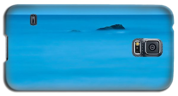 Galaxy S5 Case featuring the photograph Peaceful Waters by Nancy De Flon