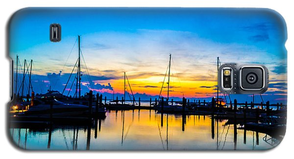 Peacefull Sunset Galaxy S5 Case