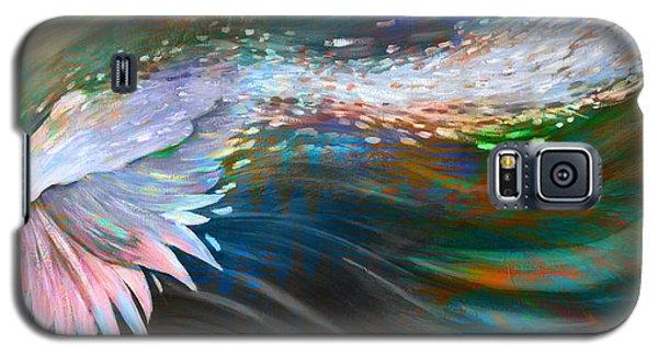 Peacock 1 Galaxy S5 Case