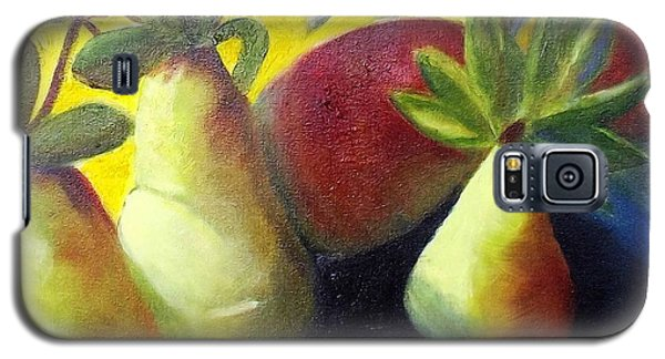 Pears In Sunshine Galaxy S5 Case