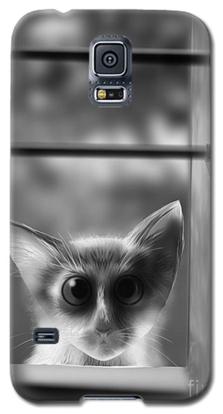 Peeping Tom Galaxy S5 Case