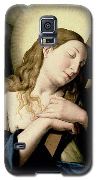Religious Galaxy S5 Case - Penitent Magdalene by Il Sassoferrato