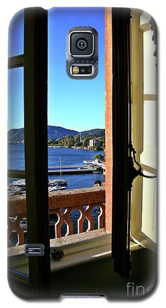 Villa D'este Window Galaxy S5 Case