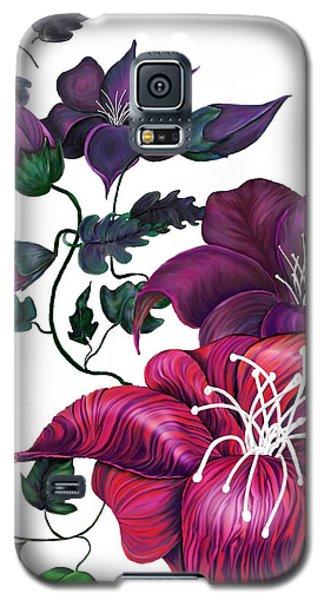 Perception Galaxy S5 Case by Yolanda Raker