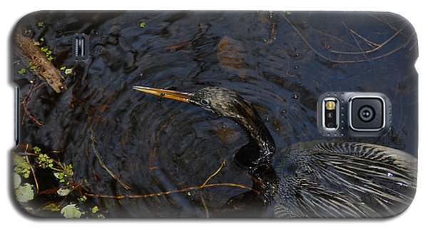 Perfect Catch Galaxy S5 Case by David Lee Thompson