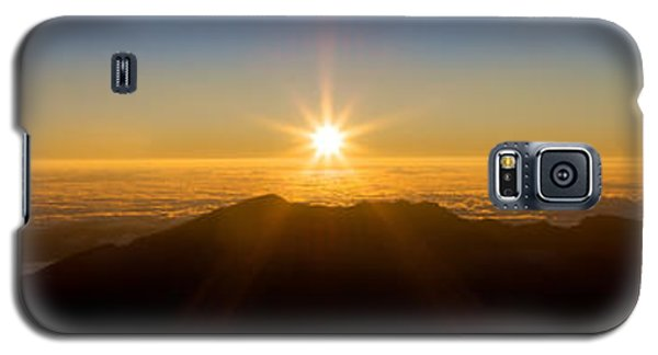 Perfect Sunrise Galaxy S5 Case by JM Photography