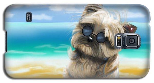Petey In Coney Island Galaxy S5 Case