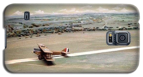 Petite Plane Galaxy S5 Case
