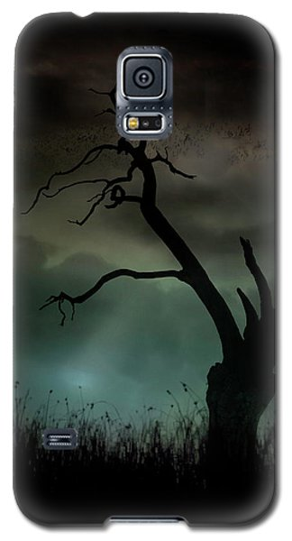 Galaxy S5 Case featuring the photograph Petrified by Richard Piper