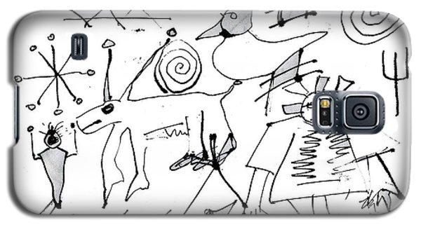 Petroglyph 1 Galaxy S5 Case