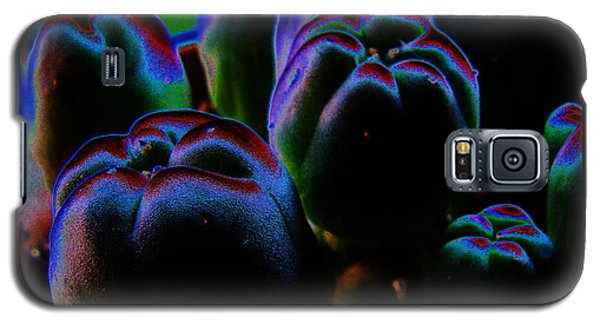 Galaxy S5 Case featuring the photograph Peyote Mind by Susanne Still