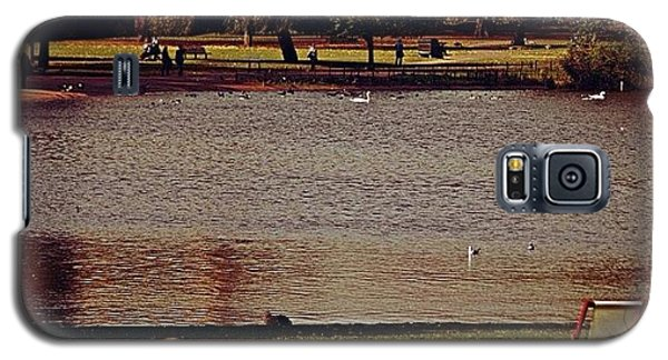 London Galaxy S5 Case - #photooftheday #london #regentspark by Ozan Goren