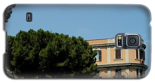Piazza Cavour Galaxy S5 Case