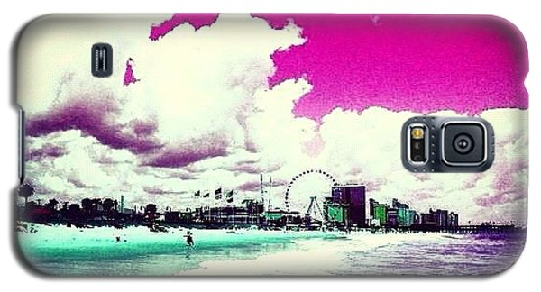 Beautiful Galaxy S5 Case - Pic Redo #beach #summer #prettycolors by Katie Williams