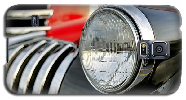 Pickup Chevrolet Headlight. Miami Galaxy S5 Case
