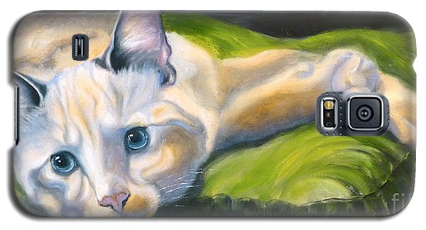 Picture Purrfect Galaxy S5 Case