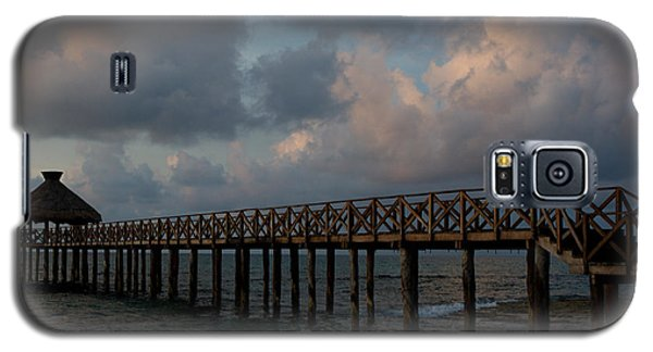 Pier Into Dawn Galaxy S5 Case